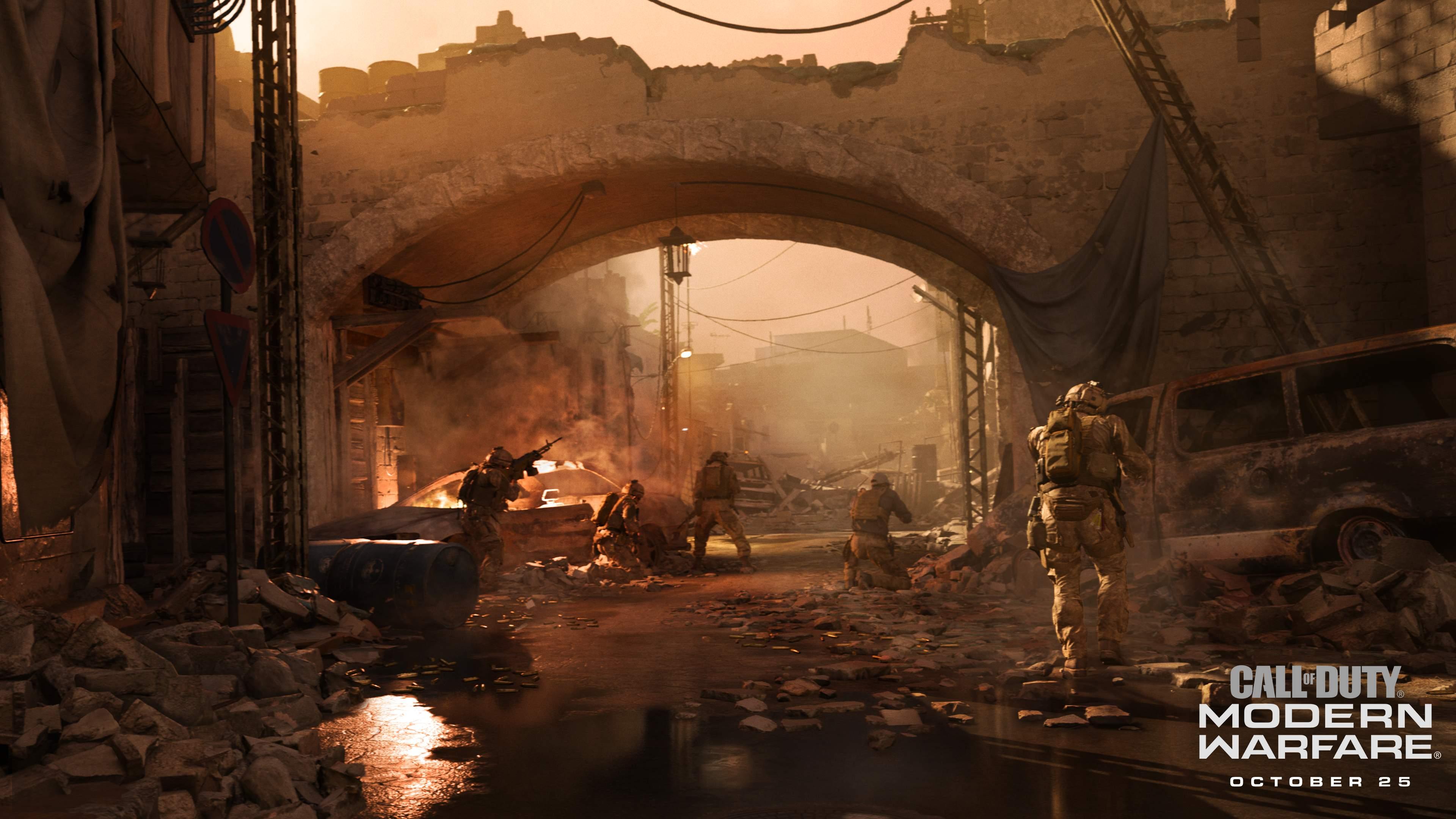 MW Reveal 02 wm Call of Duty; Modern Warfare stiže 25. oktobra!