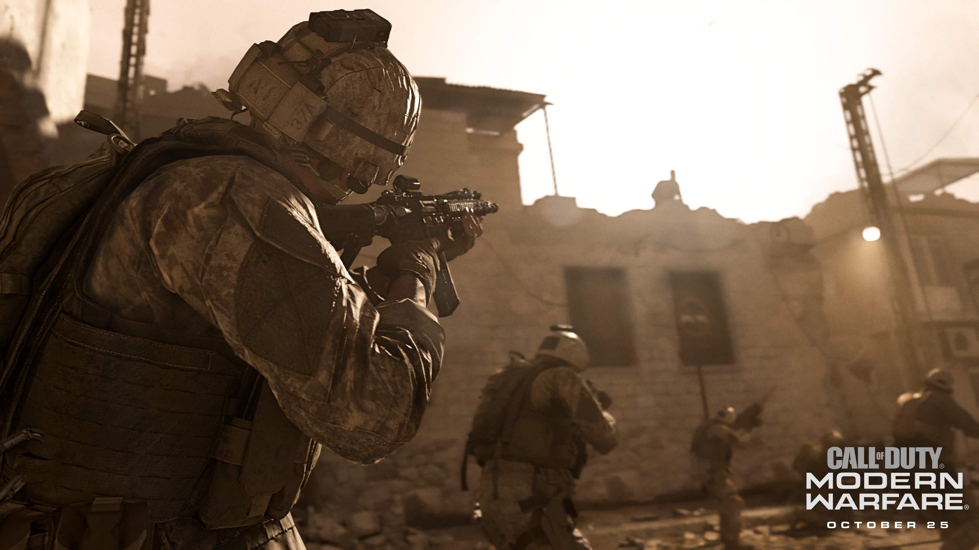 MW Reveal 05 wm Call of Duty; Modern Warfare stiže 25. oktobra!