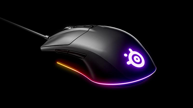 Rival 3 KV Durability SteelSeries najavio nove proizvode   dve tastature i miš!